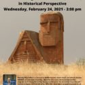 The War on Nagorno Karabakh (Artsakh) in Historical Perspective with TCNJ's Holocaust and Genocide Studies and History Department